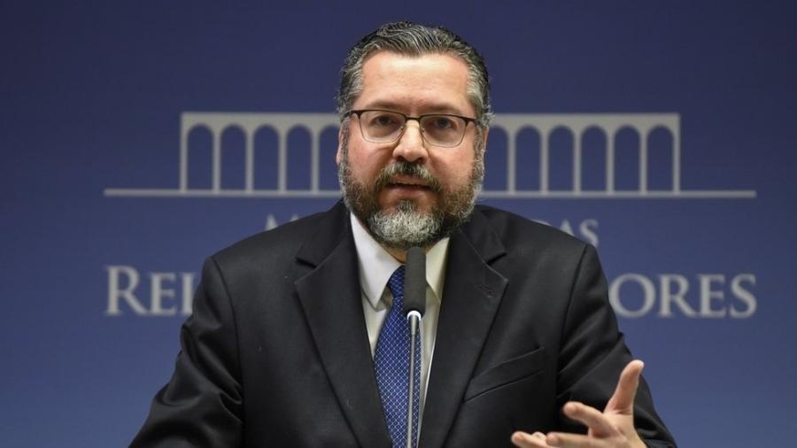 Ernesto Araújo - Raylson Ribeiro/MRE