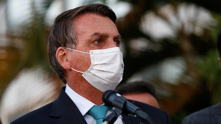 Jair Bolsonaro sancionou o PL que transforma o Pronampe em política de caráter permanente - Alan Santos/Presidência da República