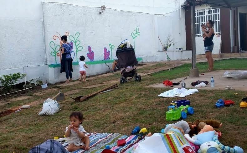 NÃO PUBLICAR SEM AUTORIZAÇÃO - Quintal Escola da Leste