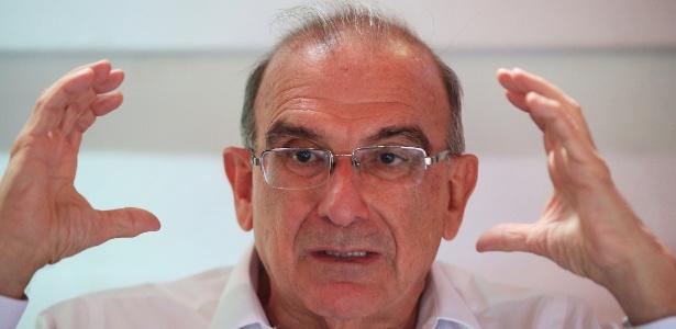 Humberto de la Calle, chefe negociador do governo da Colômbia no acordo de paz com as Farc - Jaime Saldarriaga/ Reuters