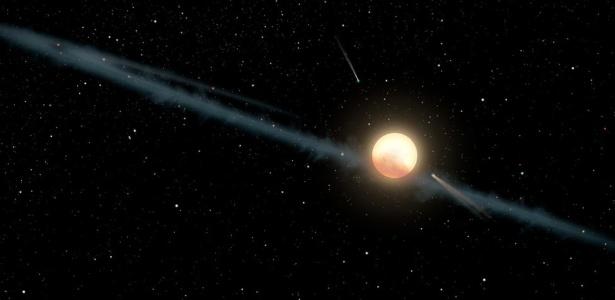 Estrela KIC 8462852 intriga cientistas