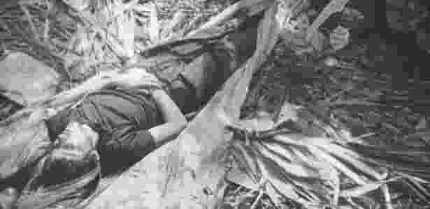 Guerrilheira Maria Lúcia, do PCdoB, foi morta e é um das desaparecidas no conflito - Serviço Nacional de Informações/Arquivo Nacional