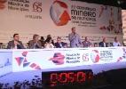 Evento com pré-candidatos ao governo de MG concentra críticas a Pimentel - RAMON BITENCOURT/O TEMPO/ESTADÃO CONTEÚDO