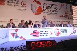 Evento com pré-candidatos ao governo de MG concentra críticas a Pimentel (Foto: RAMON BITENCOURT/O TEMPO/ESTADÃO CONTEÚDO)