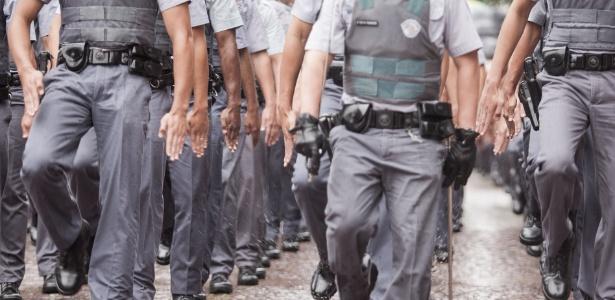 Ao todo, 11 oficiais e 31 praças da PM paulista vão disputar cargos estadual e federal