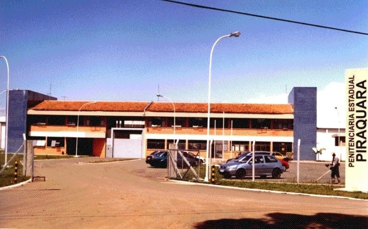 20.jul.2018 -- A Penitenciária Estadual de Piraquara