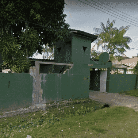 Motel onde os PMs foram presos, em Belém (PA)  - Google Maps