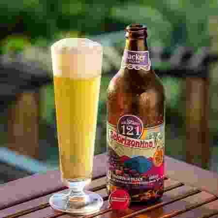 Apurações de autoridades de saúde apontam a cerveja Belorizontina como provável origem de síndrome que matou duas pessoas - Divulgação/Backer