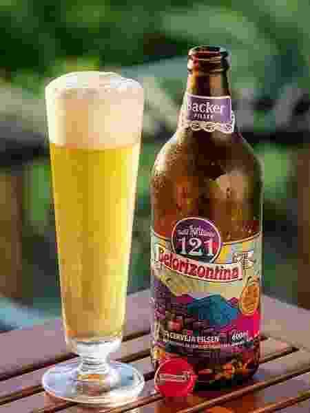 Cerveja Belorizontina, da Backer - Divulgação/Backer
