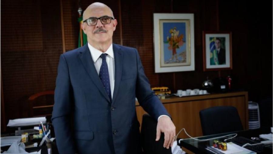 Milton Ribeiro, ministro da Educação - Dida Sampaio/Estadão