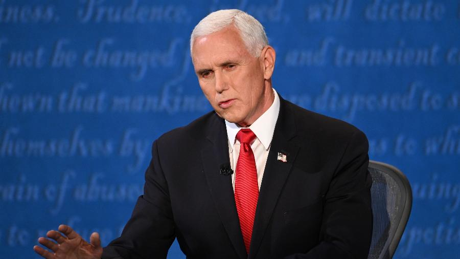 Pence quer ser candidato a presidente em 2024, segundo o The New York Times - Eric Baradat /AFP