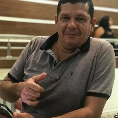 Rogério Cardoso dos Santos, que morreu em acidente de carro - Arquivo pessoal