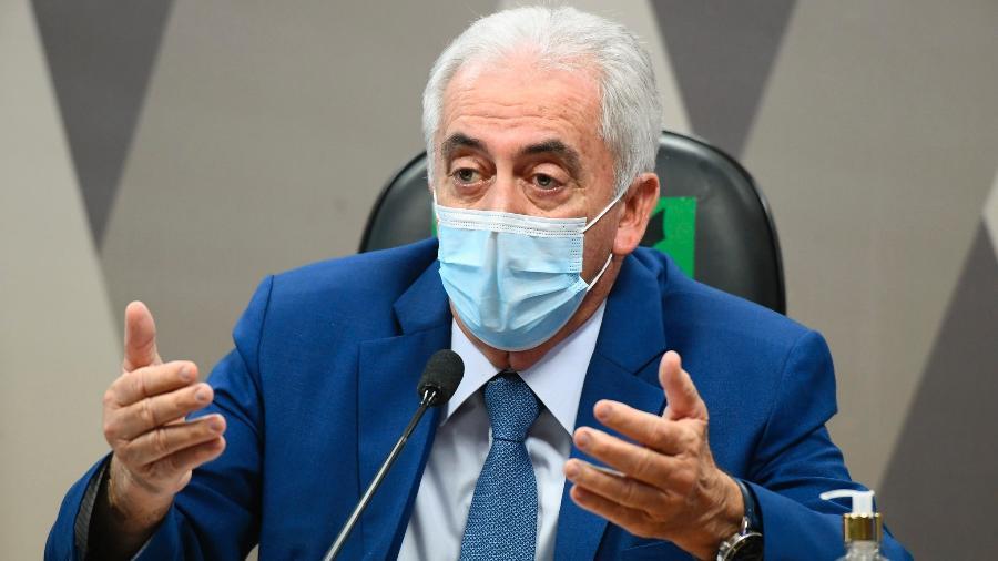 Senador Otto Alencar criticou atual de Jair Bolsonaro na gestão da pandemia  - Jefferson Rudy/Agência Senado