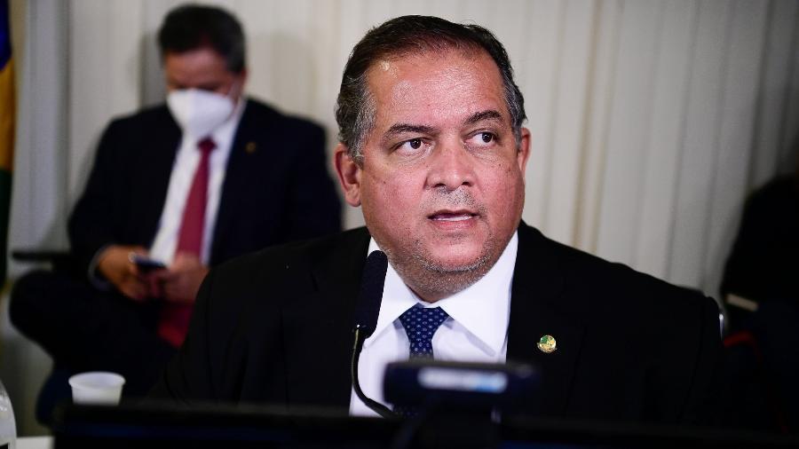 Líder do governo no Congresso Nacional, senador Eduardo Gomes (MDB-TO) - Pedro França/Agência Senado