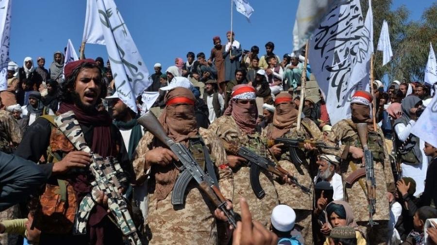 Talibã: O grupo fundamentalista islâmico que assumiu o controle do Afeganistão possui uma sofisticada rede financeira e um sistema de impostos que geram milhões de dólares - Getty Images