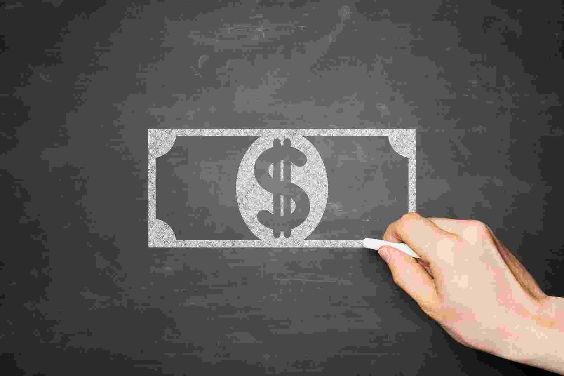 Dinheiro, poupança, finanças pessoais, investimento, economia - Getty Images/iStockphoto/StockFinland