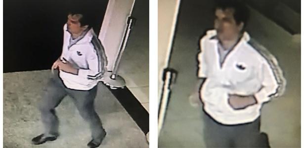 Imagens do circuito interno do Ministério Público mostram suspeito de atirar em promotores