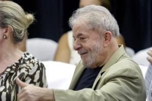 Lula inicia viagem de 10 dias pelo Sul enquanto tenta evitar prisão (Foto: Thiago Bernardes - 16.mar.2018/Framephoto/Estadão Conteúdo)