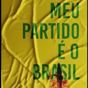 Montagem foi exibida em vídeo publicado nas redes sociais do PSL e de um dos filhos do presidenciável, o deputado estadual Flávio Bolsonaro (PSL-RJ)