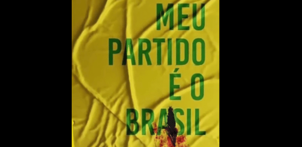 Reprodução de vídeo publicado pelo PSL que convocou apoiadores para ato de apoio a Bolsonaro