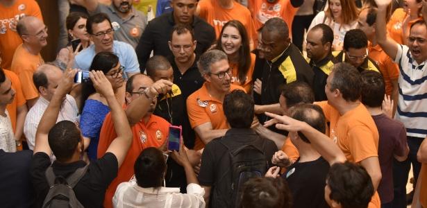Romeu Zema Neto vai disputar o governo de Minas Gerais no próximo dia 28