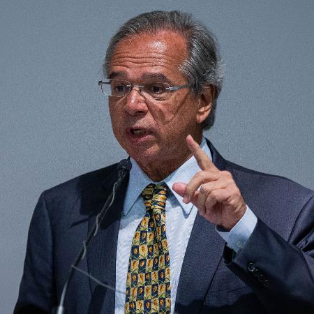 Paulo Guedes, ministro da Economia - Eduardo Anizelli/Folhapress