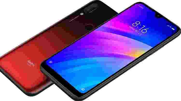 Xiaomi Redmi 7 - Reprodução