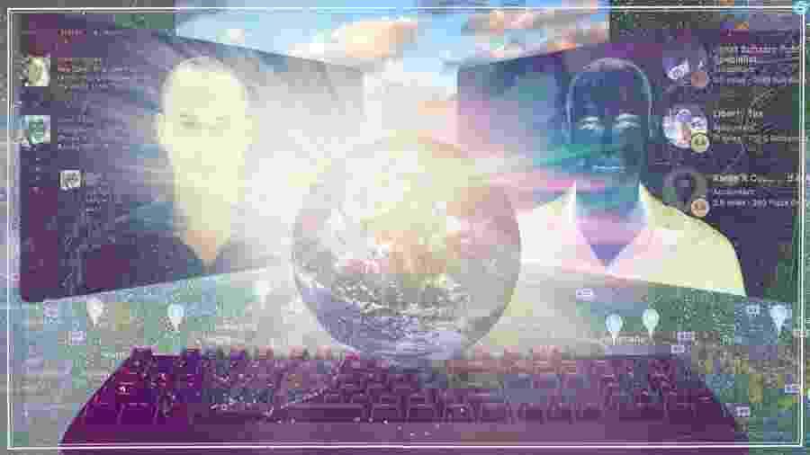 Você está disposto a viver para sempre de forma digital? - Marcel Lisboa/Arte UOL