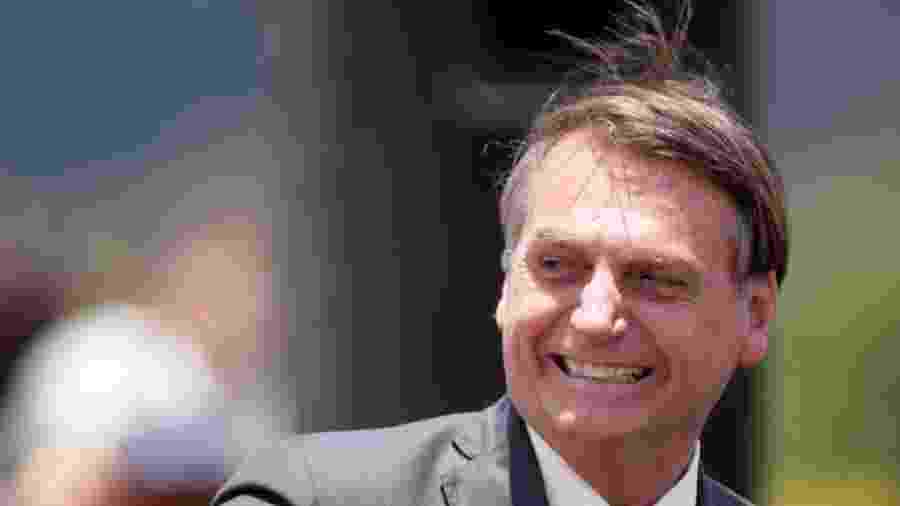 O presidente Jair Bolsonaro está tentando criar seu próprio partido, o Aliança Pelo Brasil - Reuters