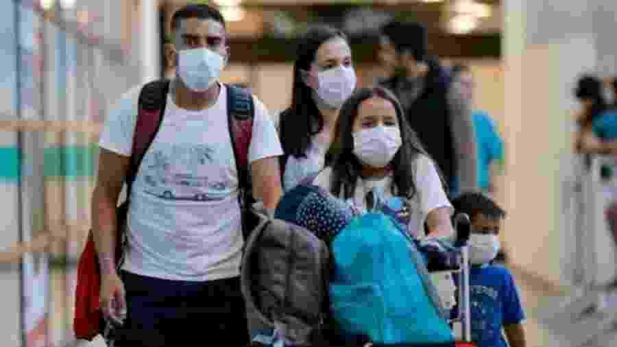 Quase todos os países da América Latina registraram casos do novo coronavírus - AFP