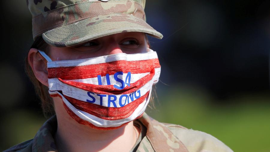 Máscaras podem voltar a ser exigidas nos Estados Unidos - Por David Shepardson