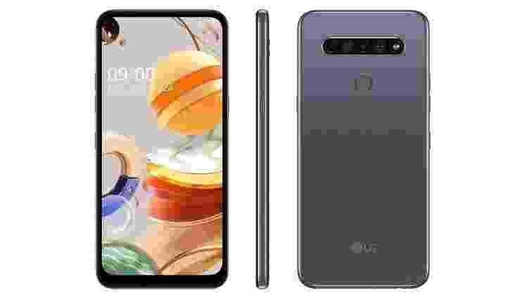 LG K61 - Divulgação - Divulgação