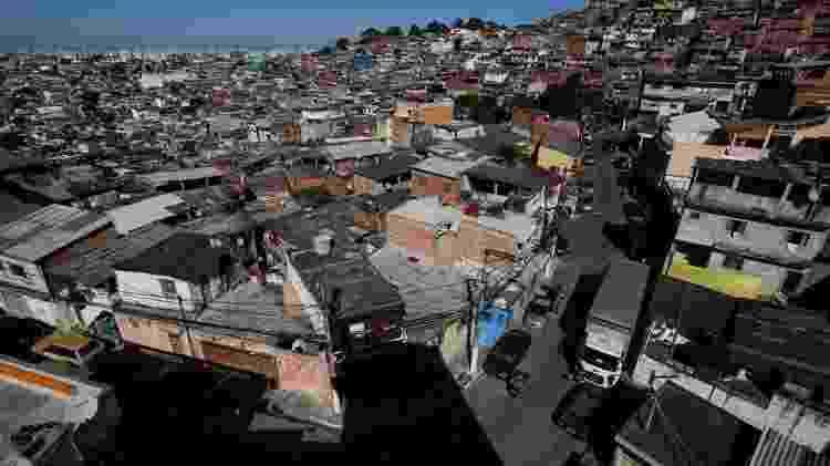 No último dia 20, a Vila Brasilândia recebeu 10 toneladas de alimentos produzidos por quilombolas e caiçaras - Alexandre Schneider/ISA - Alexandre Schneider/ISA