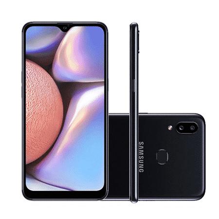 Smartphone Galaxy A10s 32GB - Samsung - Divulgação - Divulgação
