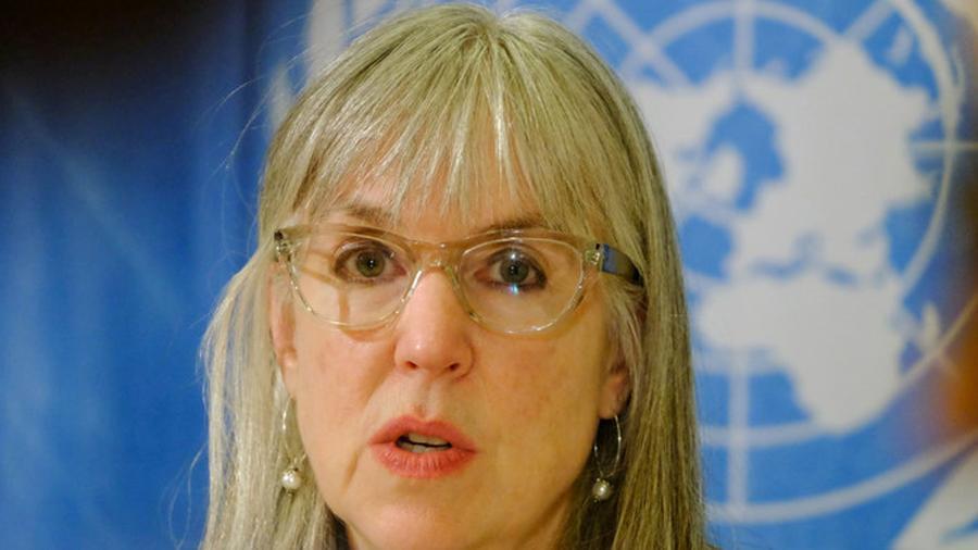 """Kate O""""Brien, diretora do Departamento de Imunização, Vacinas e Produtos Biológicos da Organização Mundial da Saúde - Divulgação/OMS"""