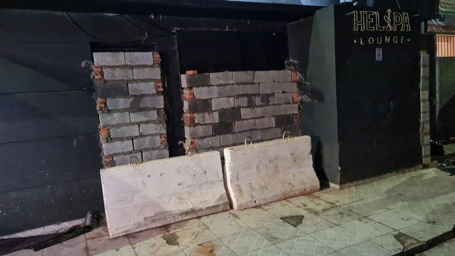 Boate Helipa Lounge, em Heliópolis, foi fechada pela Polícia Civil neste sábado (12) - Divulgação