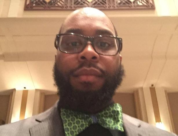 13.jun.2016 - Darryl ?DJ? Roman Burt II, 29, morreu durante o massacre ocorrido na boate gay Pulse na madrugada do domingo, em Orlando, Florida (EUA). Ele era de Jacksonville, uma das cidades mais populosas da Flórida