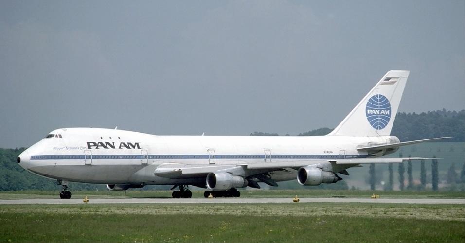 """1969 - 747 """"Jumbo"""""""