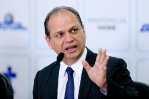Ministro Saúde, Ricardo Barros