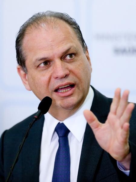 Novo líder, Ricardo Barros foi ministro da Saúde de ex-presidente - Alan Marques/ Folhapress