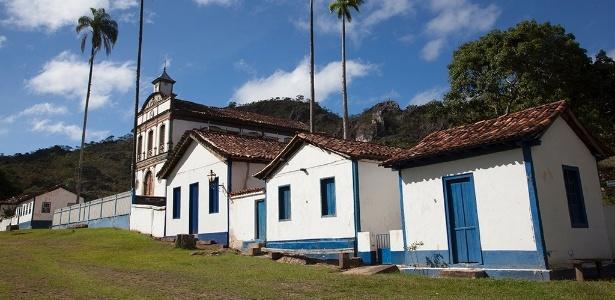 Biribiri (MG) nasceu de uma extinta fábrica de tecidos no final do século 19; apenas quatro moradores ficaram e hoje é uma atração turística