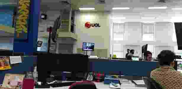 Foto com a câmera dupla do Zenfone 3 Zoom sem auxílio do zoom - Márcio Padrão/UOL