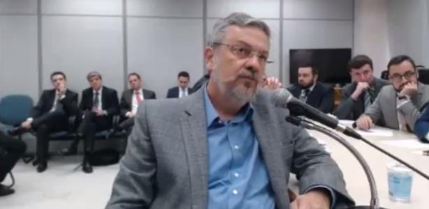 "O ex-ministro Antonio Palocci, apelidado de ""Italiano"" na planilha da Odebrecht"