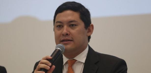 O ministro do Trabalho, Helton Yomura