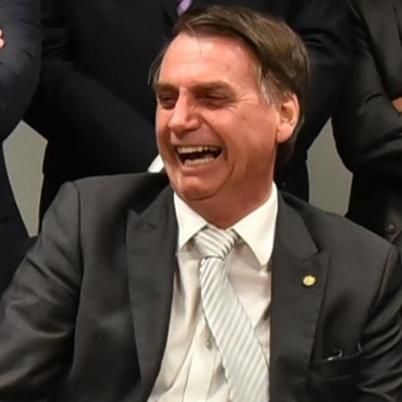 27.nov.2018 - Bolsonaro se reúne com bancada evangélica - Raphael Carvalho/Divulgação/Governo de Transição