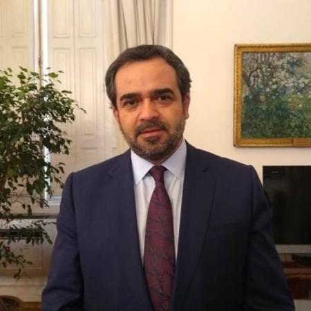 Jaime Quintana Leal disse várias vezes que acredita que o Brasil é muito importante para o Chile e não poupou críticas a Bolsonaro - Laís Alegretti/BBC News