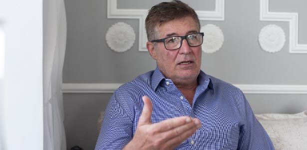 Pré-candidato a prefeito | Ex-presidente do TJ-SP desobedece lei e vai à praia em Santos