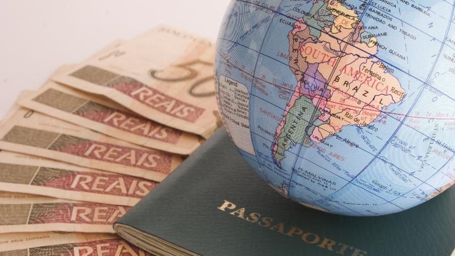 Viagens para fora do Brasil foram impactadas pela pandemia do coronavírus - Getty Images/iStockphoto/lucato