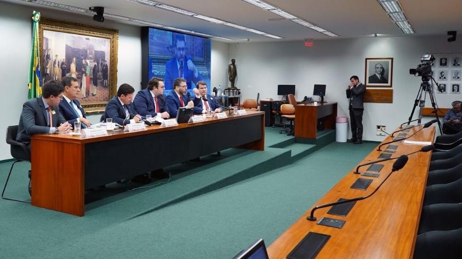 22.05.2019 - CCJ da Câmara aprova admissibilidade da proposta de reforma tributária - Agência Brasil