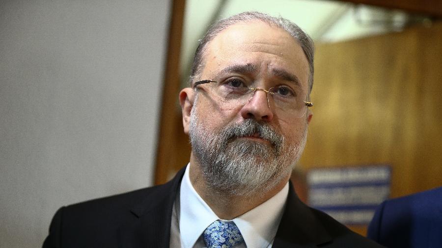 O procurador-geral da República, Augusto Aras - Pedro Ladeira/Folhapress